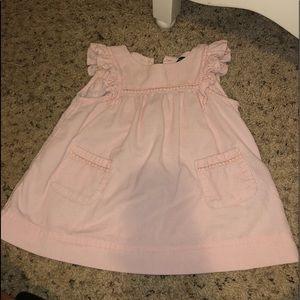 Pink Gap Dress